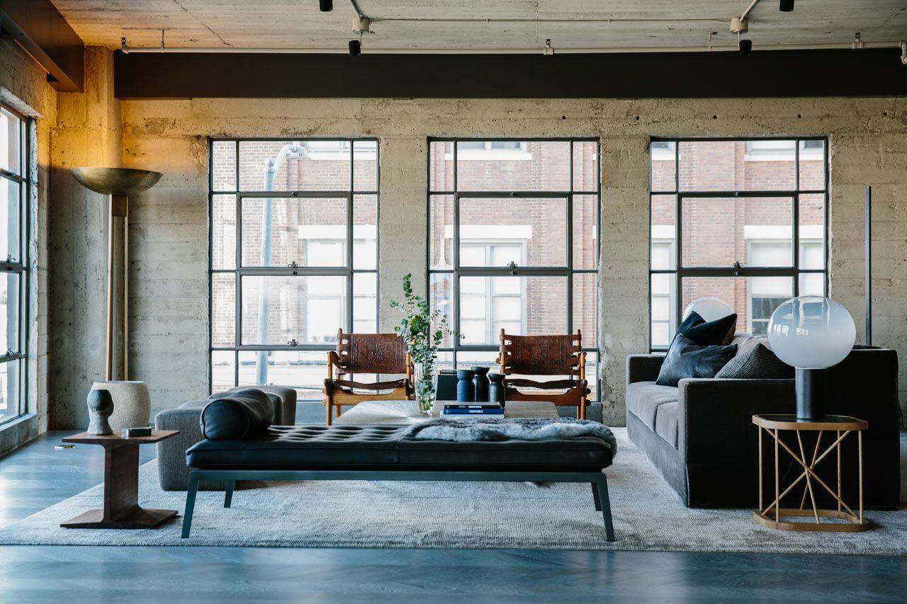 Marmol Radziner Designs A Loft in Los Angeles' Arts District ...