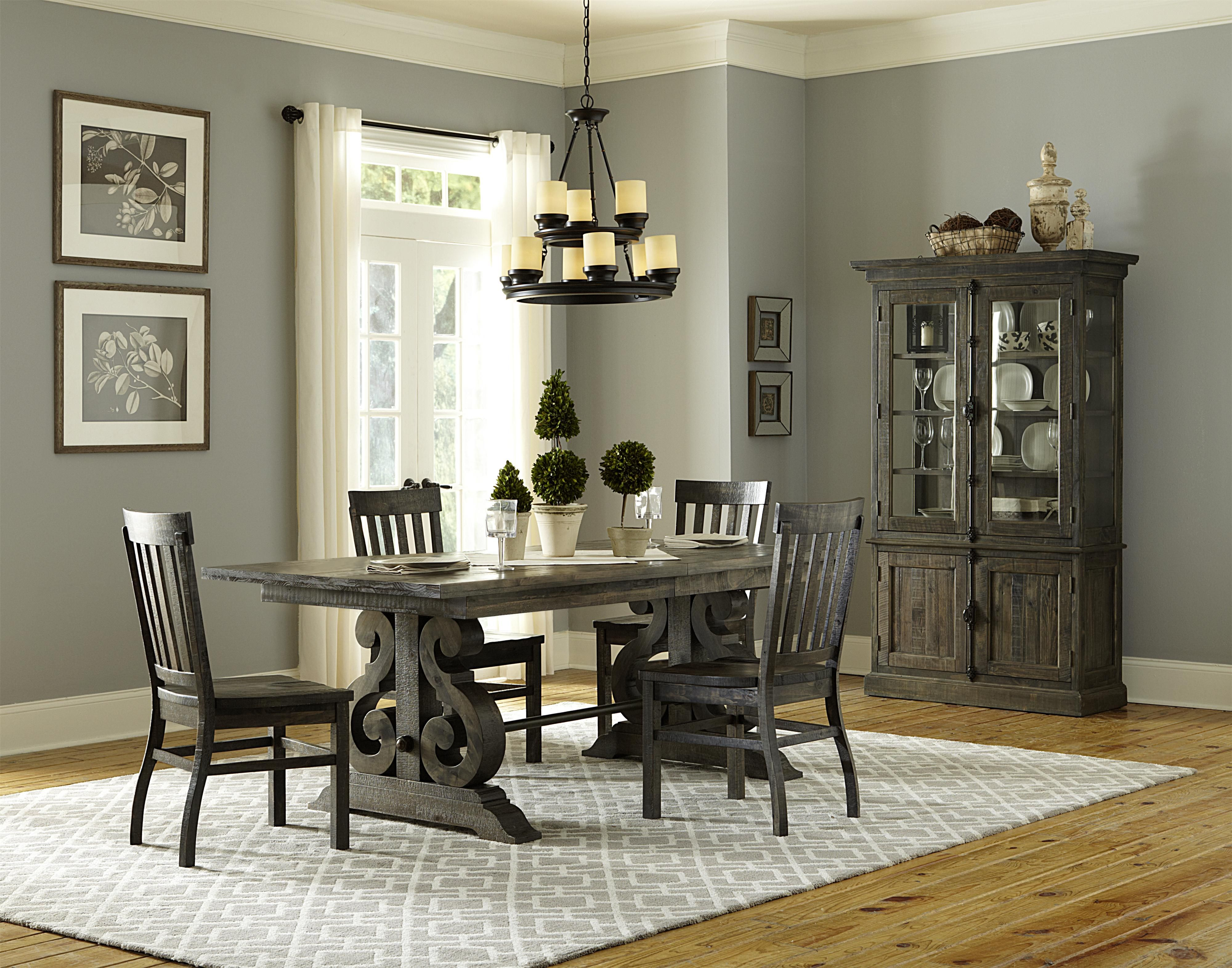 bellamy formal dining room group by magnussen home at conlins furniture