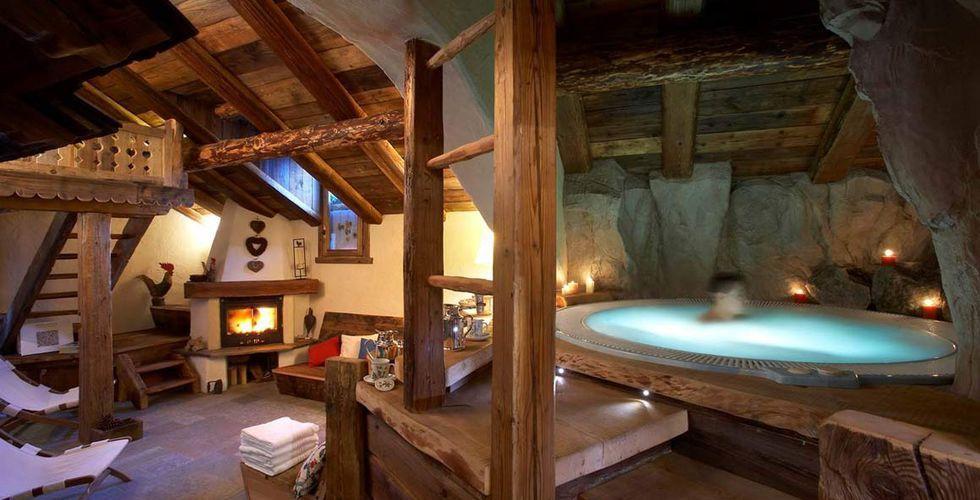 Italia / Valle d\'Aosta / Cogne Hotel Du Grand Paradis & Spa La Baita ...