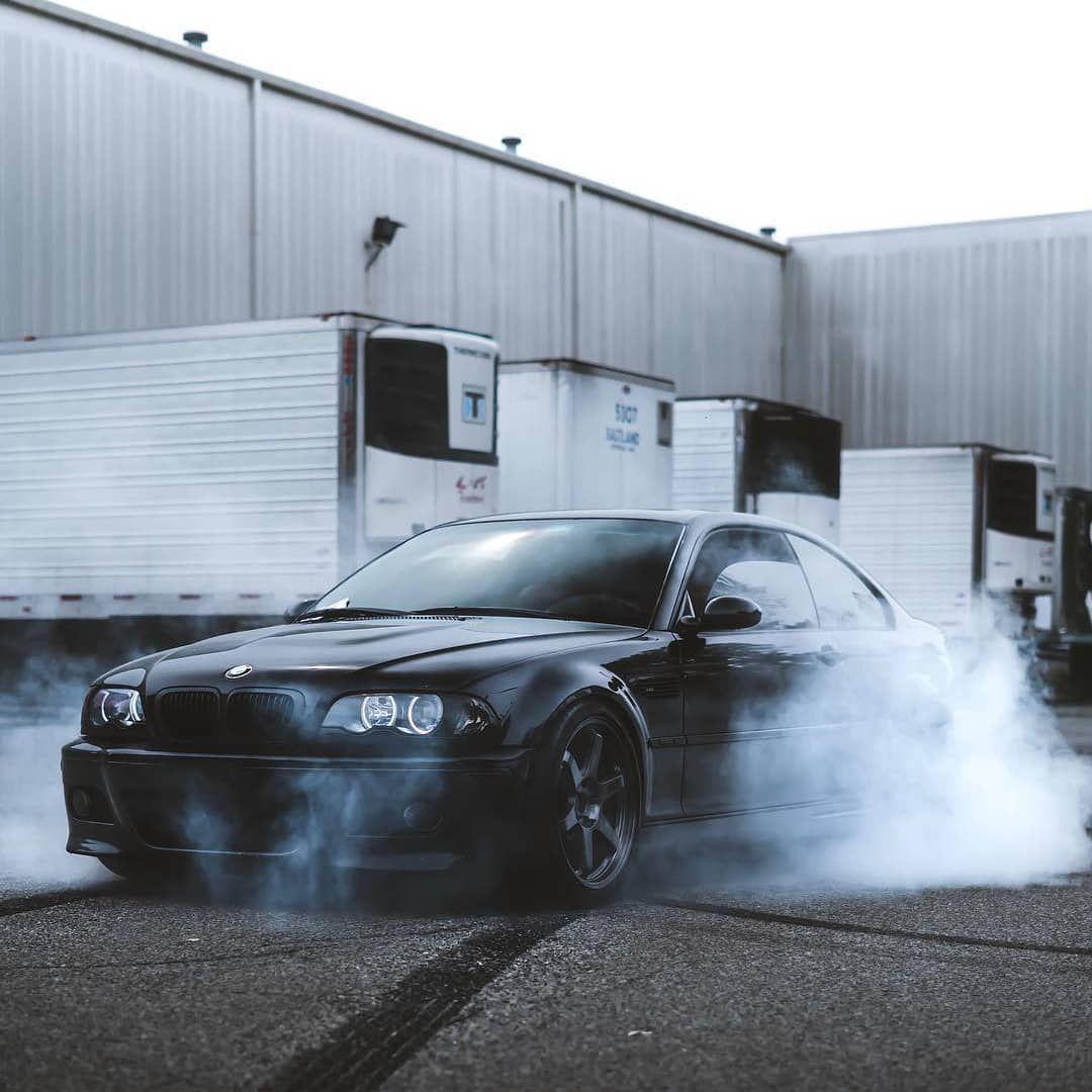 Do Some Smoke Bmw Bmwm3 Burnout Bmwe46 Blackbmw Black Bmwm3e46 Bmw Black Bmw Bmw E46