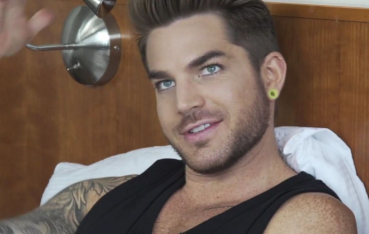 Bedtime Stories: Adam Lambert – Part 1 via... - someone-somewhere-...