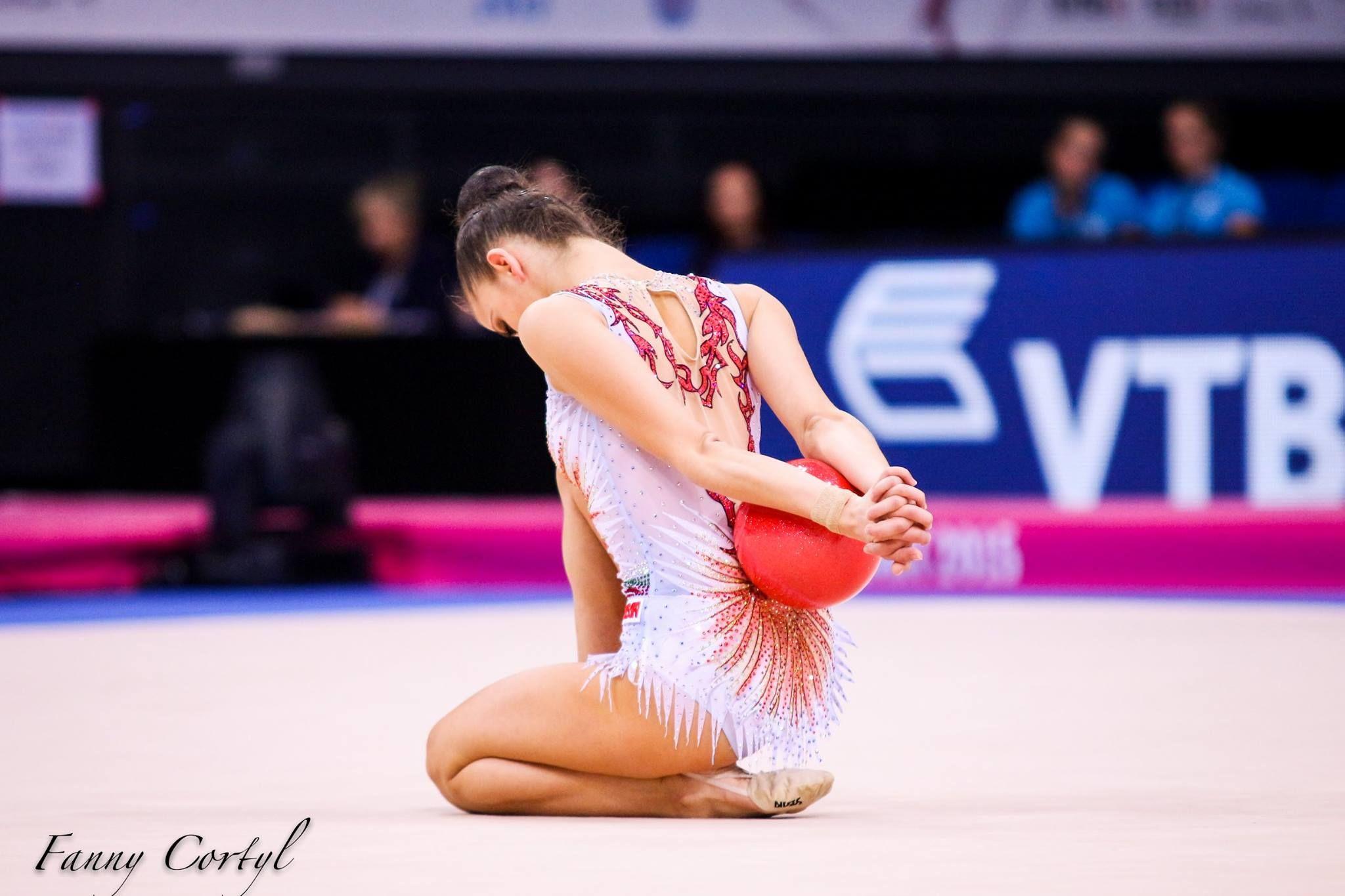 Neviana Vladinova (Bulgaria), World Championships (Stuttgart) 2015