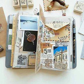 Siempre Lleve Un Cuaderno En Los Viajes Para Escribir Sobre El Día Y Poner Fotos Diario De Viaje Cuaderno De Viajes Libros De Recuerdos