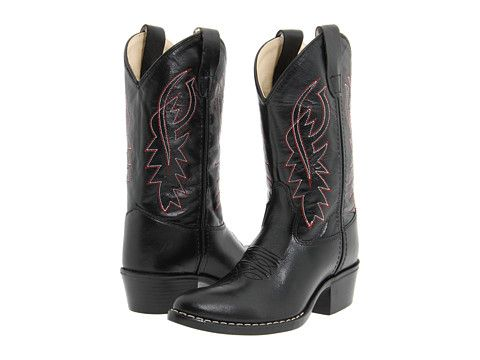 15eb37b4c Old West Kids Boots J Toe Western Boot (Toddler Youth)