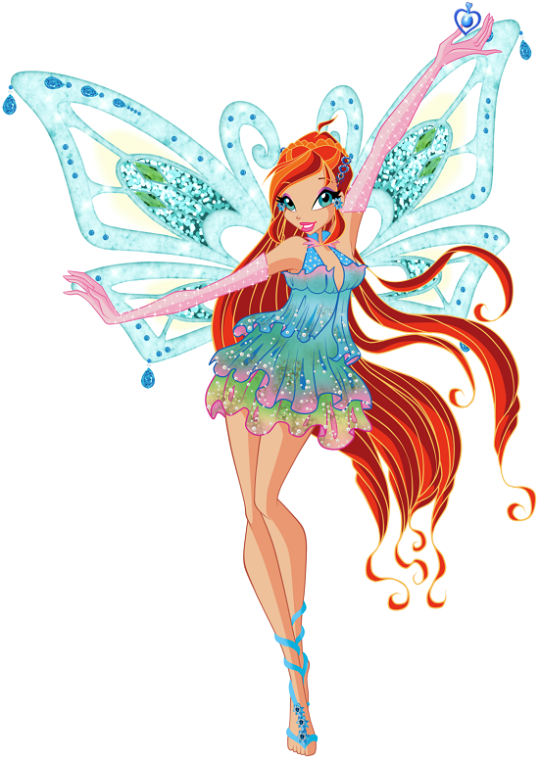 Bloom enchantix winx pinterest anim et dessin - Bloom dessin anime ...