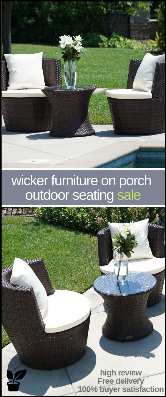 Sensational 3 Pc Patio Outdoor Rattan Set Wicker Furniture Glass Table Download Free Architecture Designs Sospemadebymaigaardcom