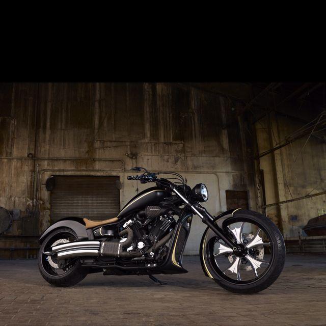 Yamaha stryker custom
