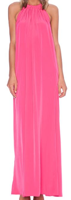 Bright Pink Maxi Dress Hot Pink Maxi Dress Bright Pink Maxi Dress Pink Maxi Dress