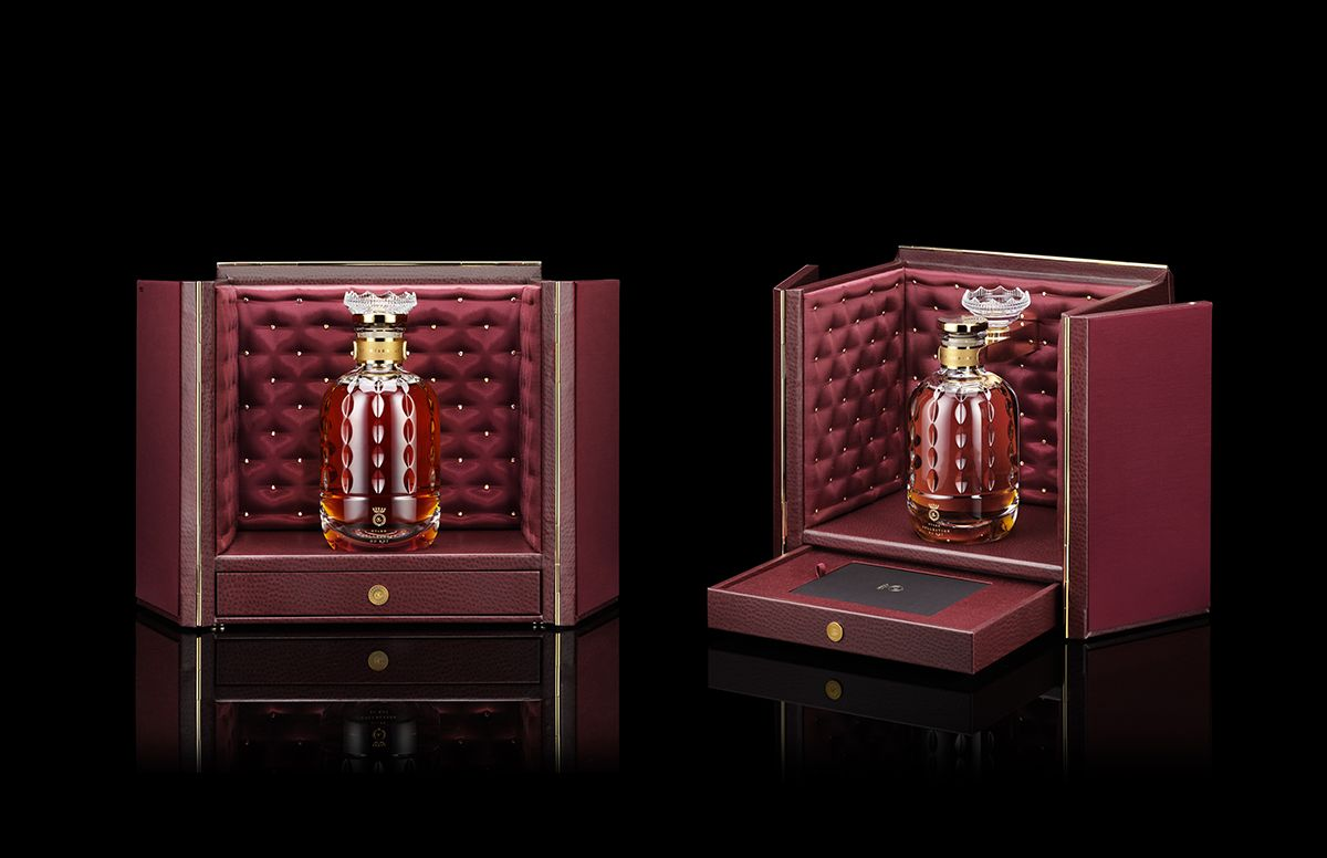 Otard Collection Tier3 Box Jpg Luxury Packaging Design Cosmetic Packaging Design Perfume Packaging