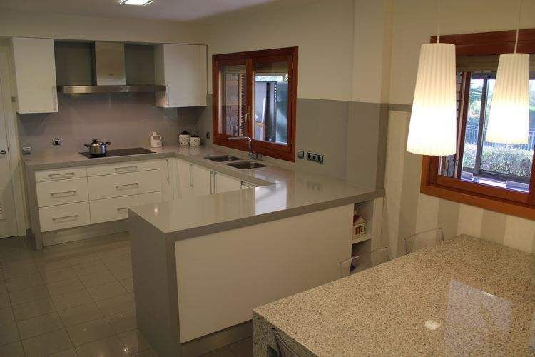 diseño de #cocina Diseño de cocinas en Las Rozas (Madrid) cocina ...