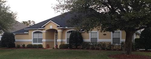 1758 Royal Fern Lane #FlemingIsland, #FL 32003  House located in gated Pace Island. Awesome Lagoon View. New Roof (2012), exterior stucco; painted (2012), and new Trane A/C Unit inside and out (2012). Included neighborhood pools, recreation area and tennis courts. #Florida #RealEstate