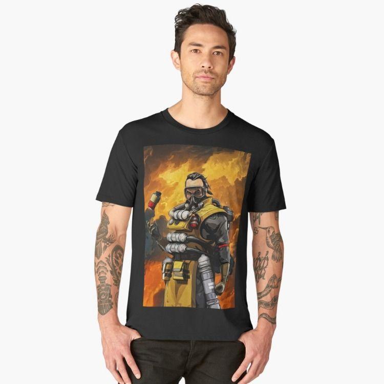 T-Shirt Apex Legends | Displate thumbnail