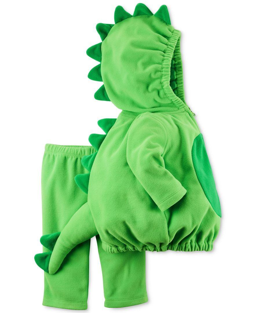 carter's 2-pc. little dinosaur costume, baby boys & girls (0-24