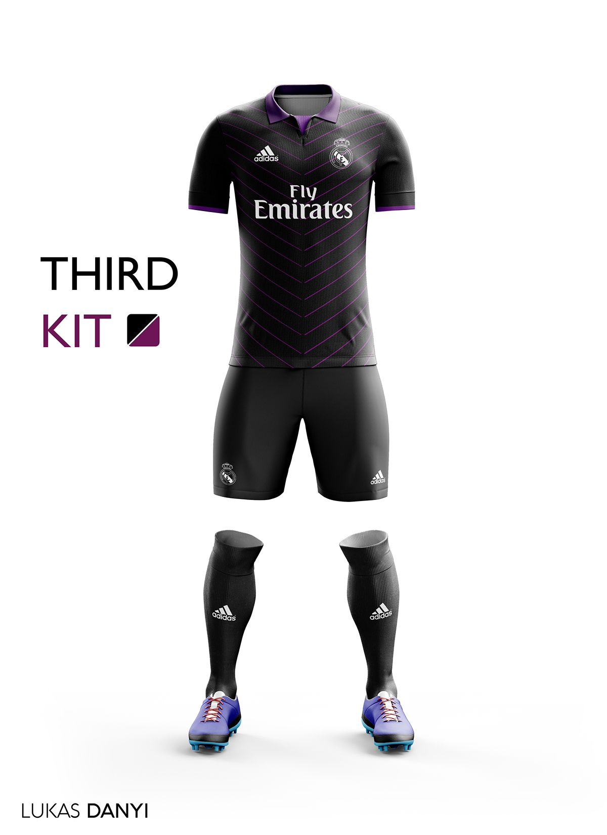c4fd5621c I designed football kits for Real Madrid CF for the upcoming season 16 17.