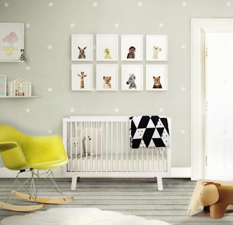 51 Gorgeous Gender Neutral Baby Nursery Ideas: 14 Gorgeous Gender-Neutral Nurseries
