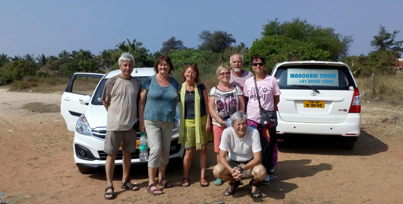 Car Hire From Chennai for South India Tour Packages Car