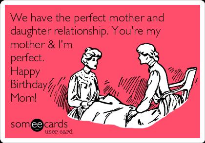 Birthday Happy Birthday Mom Funny