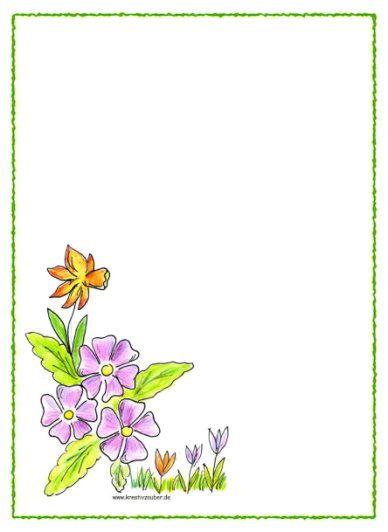Briefpapier 18 geburtstag kostenlos ausdrucken