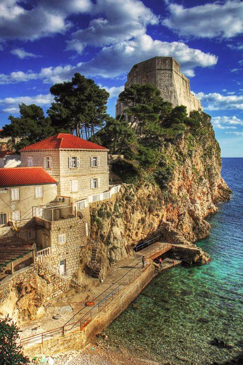 Lovrijenac Dubrovnik Croatia Beautiful Places To Visit Places To Travel Places To Visit