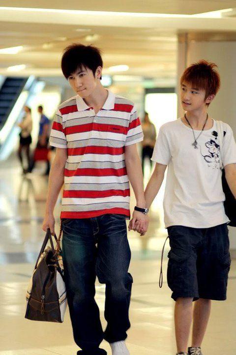 Cute Asian Gay Boy
