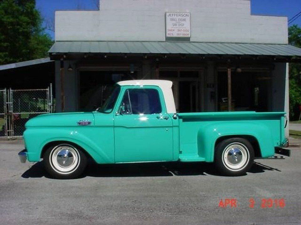 1964 Ford F100 for sale near Cadillac, Michigan 49601 - Classics on ...