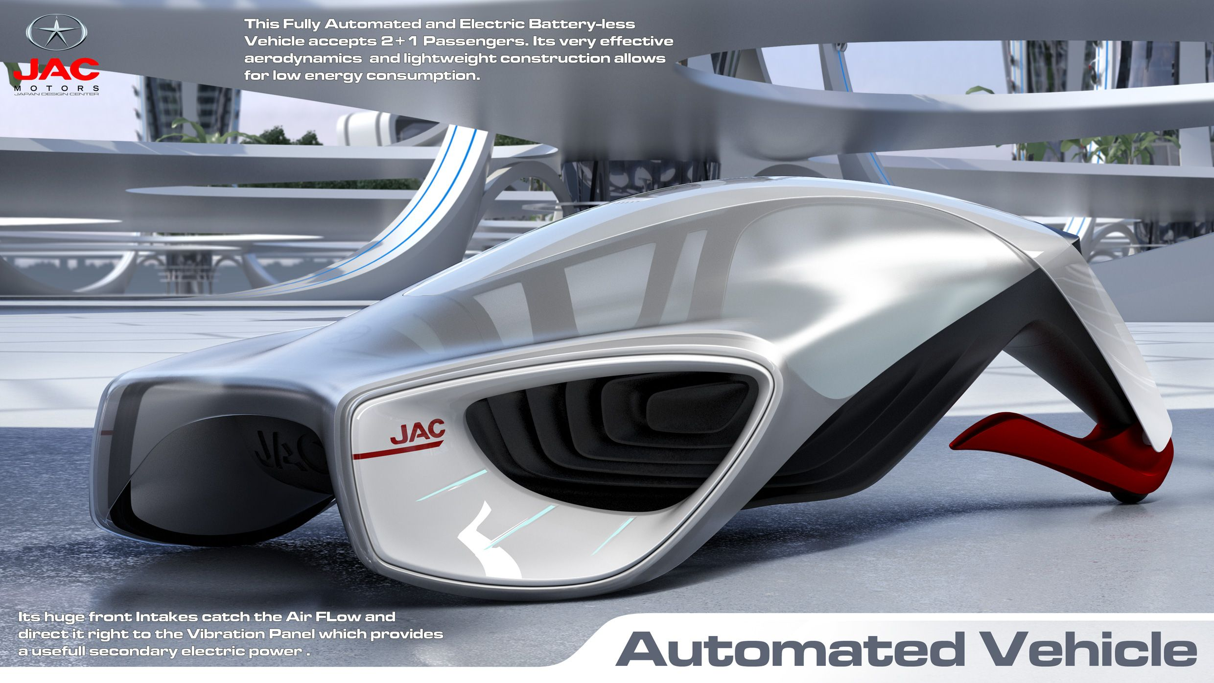 Car Designers Predict Biomimicry Will Be The Main Concern For Future Bmw I1 Is An Electric Singleseater Trikecar Concept By Designer Futuristic Jac Motors Rd Center Automobiles Pics