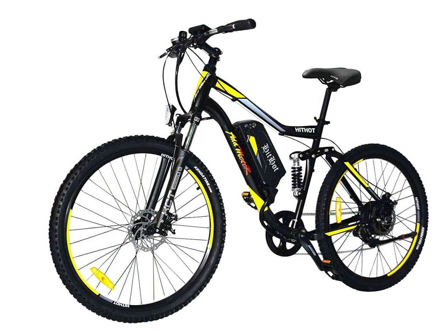 Top 10 Best Electric Mountain Bikes In 2020