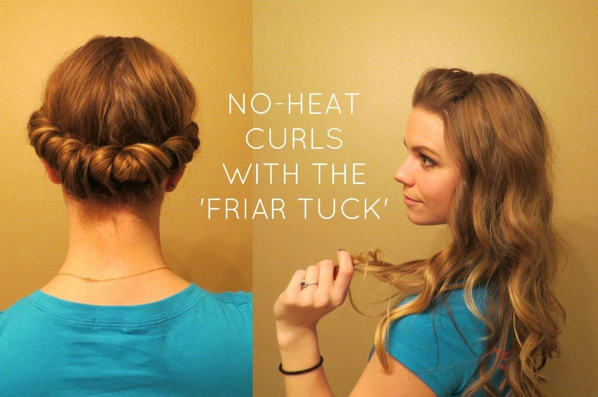 25++ Curling hairstyles without heat trends