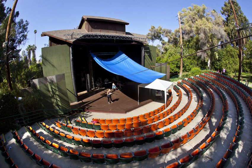 Prospect Park Home Of The Redlands Theater Festival Every Summer