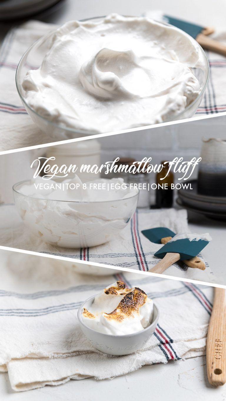 Vegan Marshmallow Fluff
