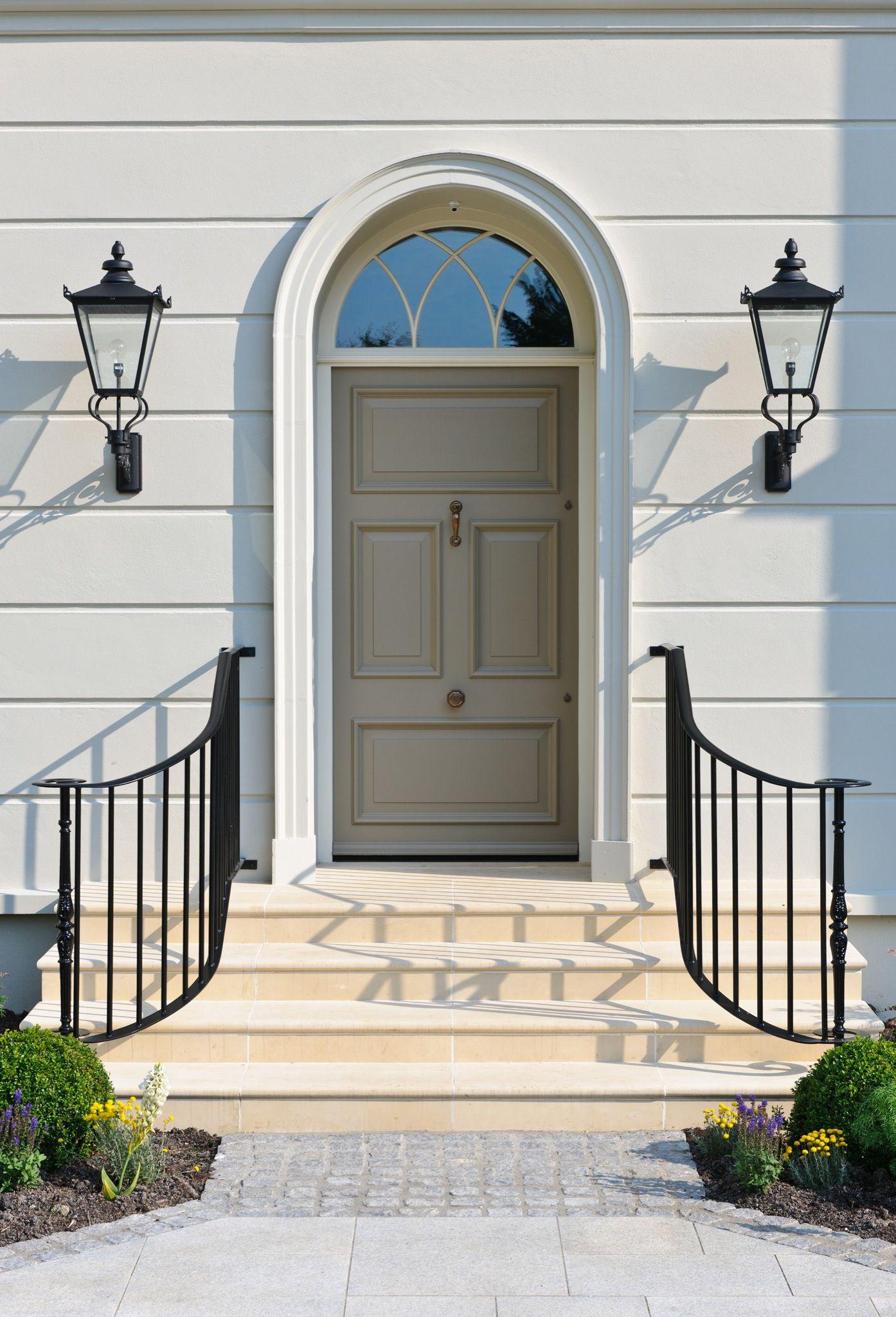 Best In Good Taste Hayburn Co Painted Front Doors Front 640 x 480