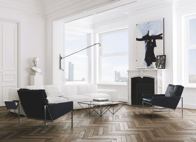 Lovely Binnenkijken In Een Modern Appartement In Barcelona