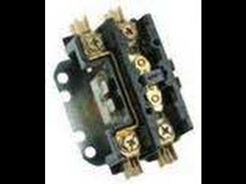 (61) Compressor fails to Start Contactor Check HVAC Tech
