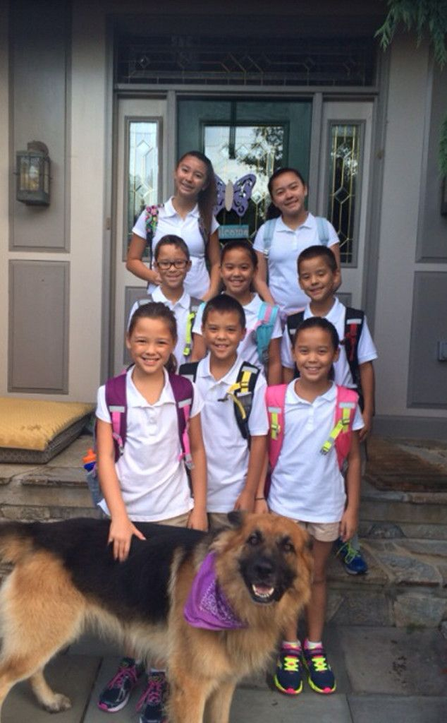 Kate Gosselin's Kids Are Growing Up So Fast?See The Family's First Day of School Pic!
