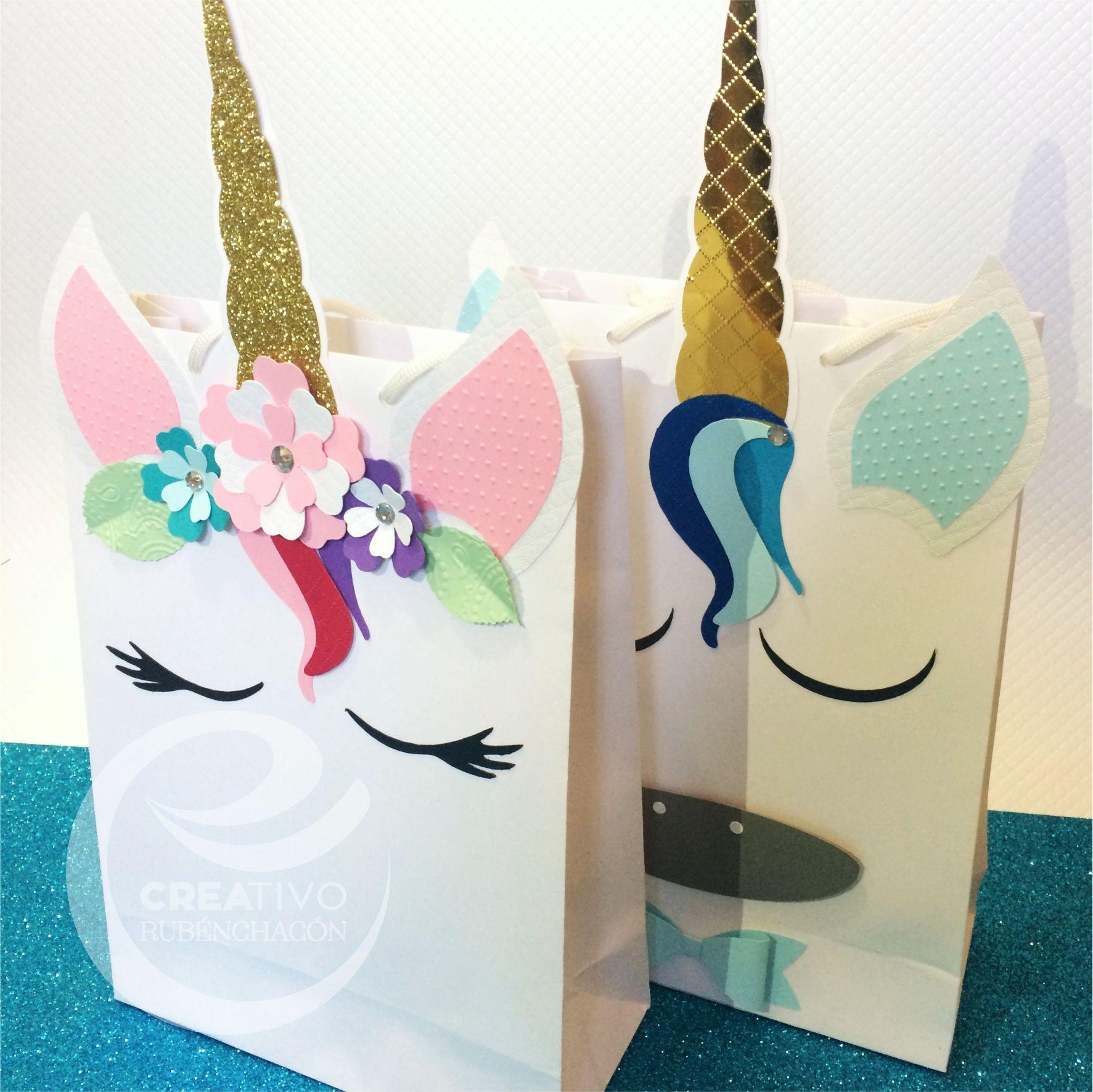 8b1298f67 Custom Unicorn Bags - Bolsas personalizadas de Unicornio. #custom  #stationery #bag #party #birthday #miami #canada #creativorubenchacon  #golden #unicor # ...