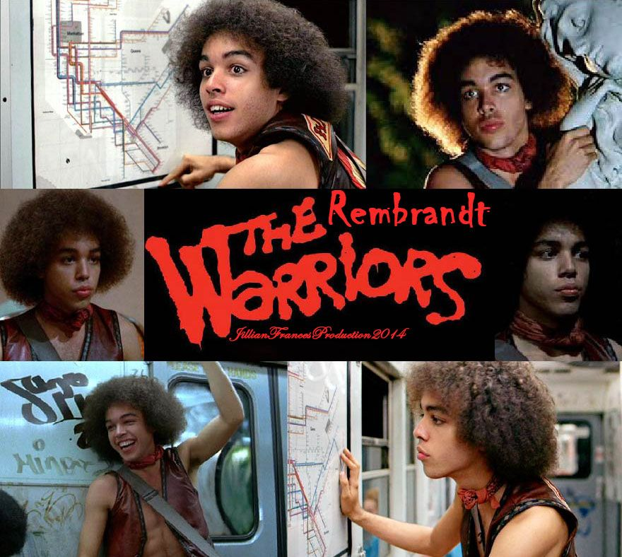 Warriors Movie Come Out And Play: The Warriors Rembrandt! ♥