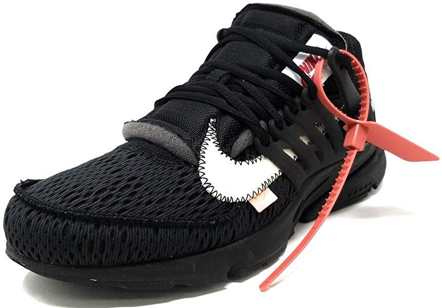 4e1388633038a Nike Air Presto x Off White - Black/White-Cone Trainer Size 5.5 UK ...