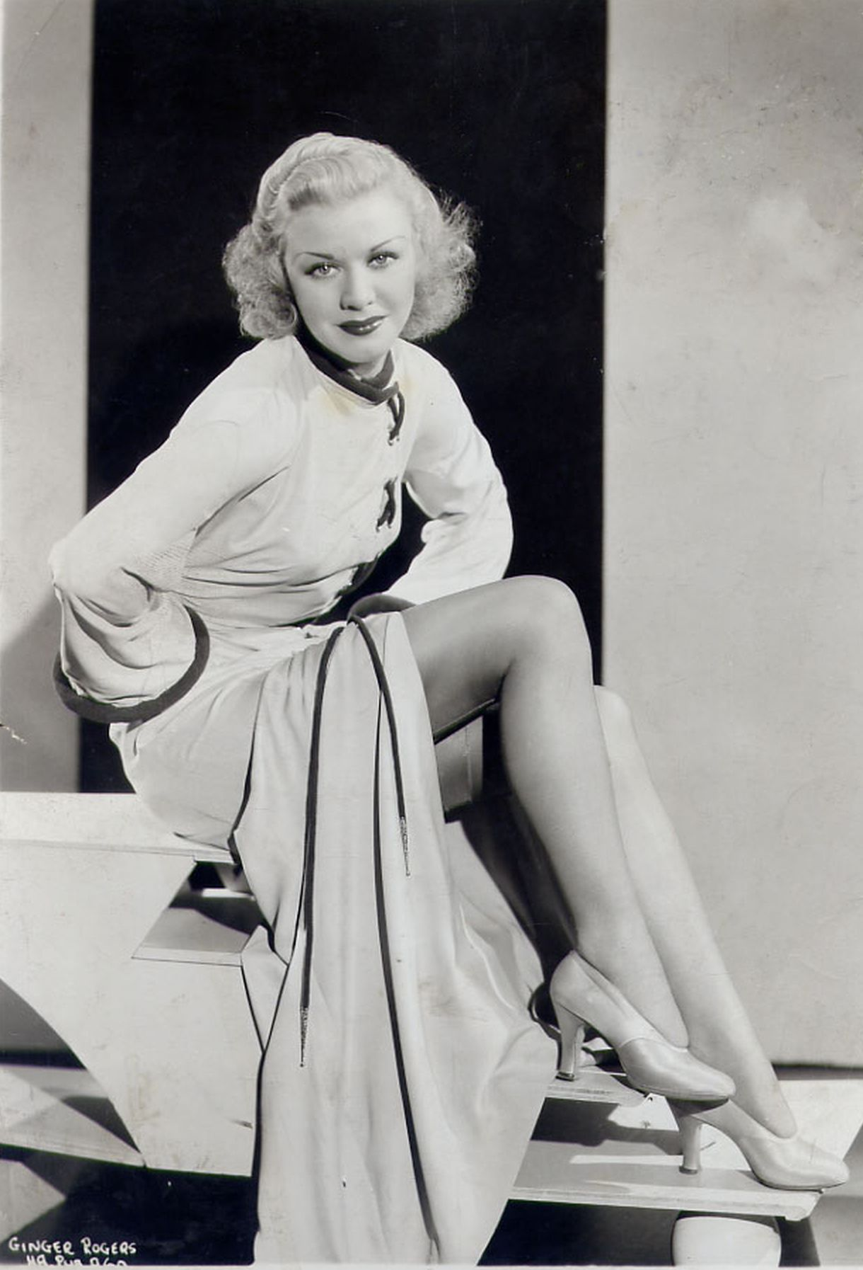 nude pictures of ginger rogers