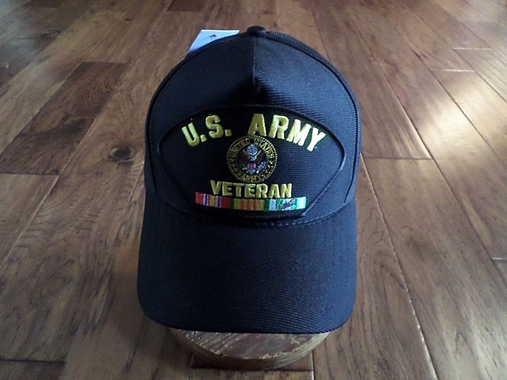 ad856a621c6b1 U.S MILITARY ARMY VIETNAM VETERAN HAT OFFICIAL ARMY BALL CAP U.S.A. MADE   fashion  clothing  shoes  accessories  mensaccessories  hats (ebay link)
