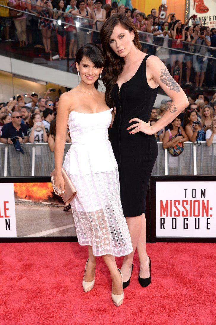The Baldwin Family Takes Over the Mission: Impossible Red Carpet ...