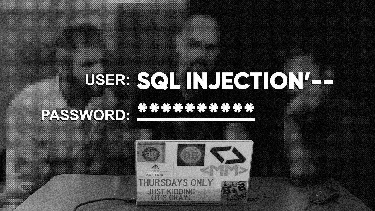 Hacking with sql injection attacks and where to practice