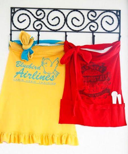 5 T-Shirt Recreations: Generation T