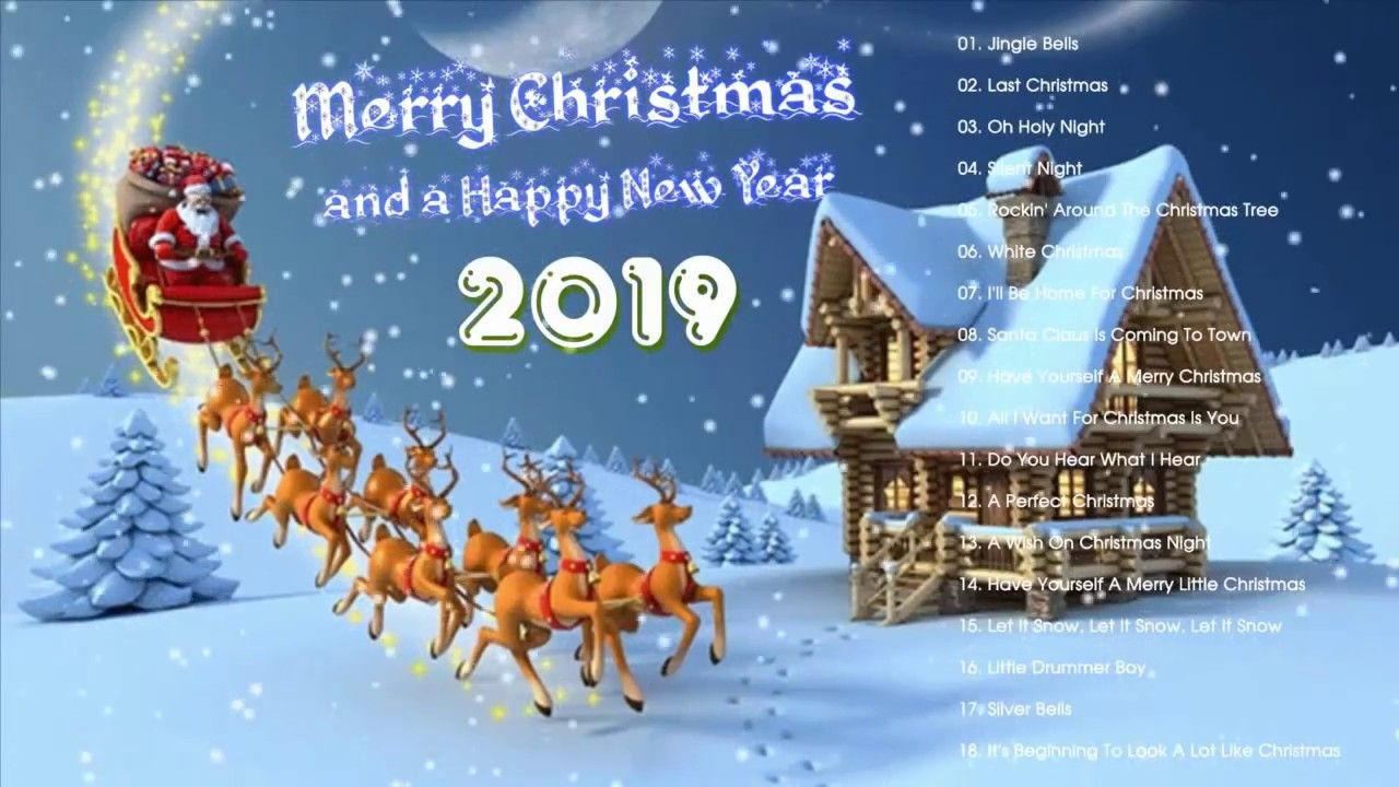 Christmas Music 2019 Youtube 1 Hour Of Christmas Music   Best Classic Christmas Songs Ever