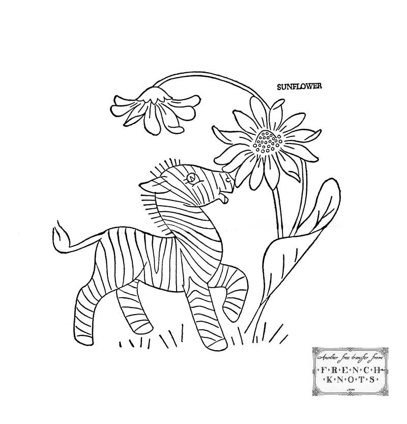 baby quilt animals embroidery patterns projects to try