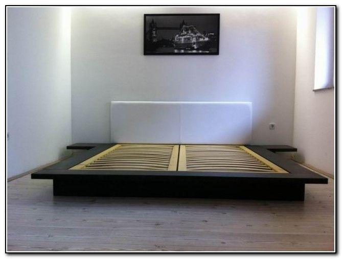 Platform Beds Modern Japanese Bed