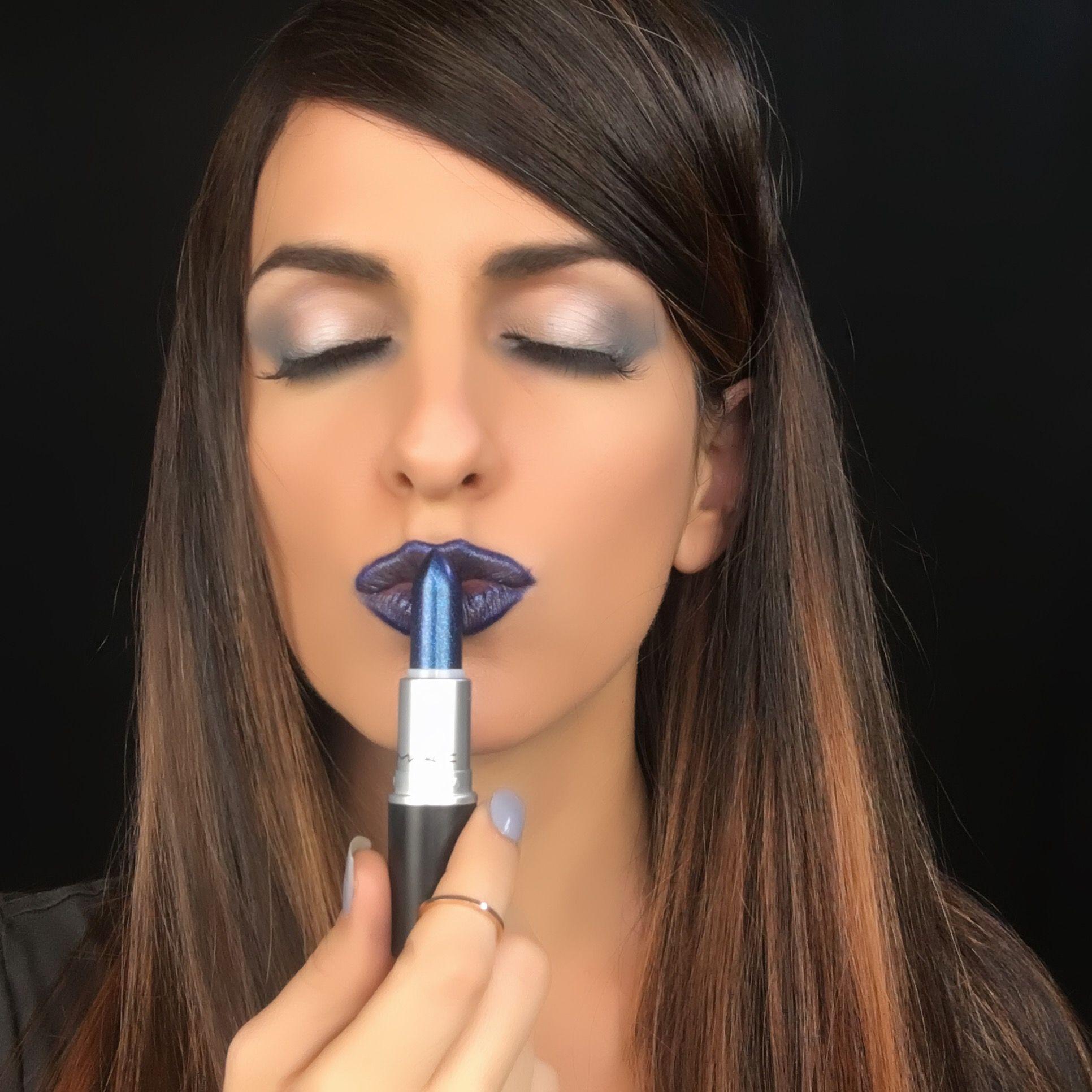 My go to metallic to make my thin lips pop. MAC Anything