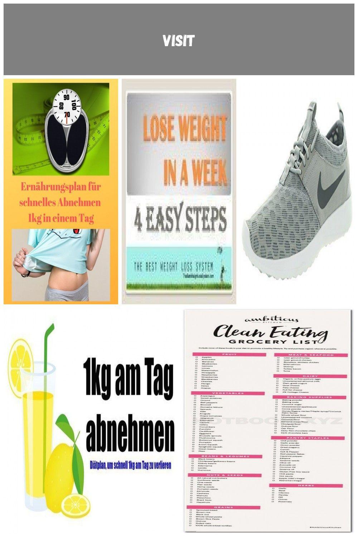 Diäten, um an einem Tag Gewicht zu verlieren