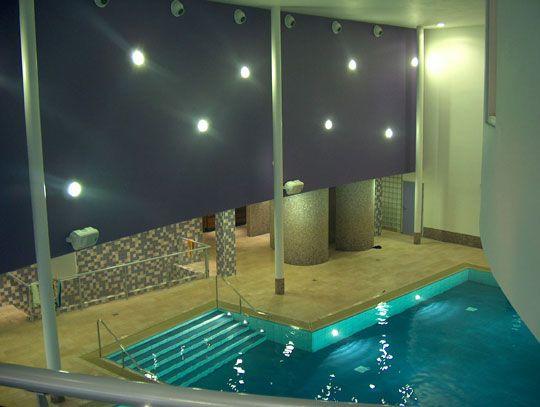 Studiozo design interieur sport & wellness club pellikaan