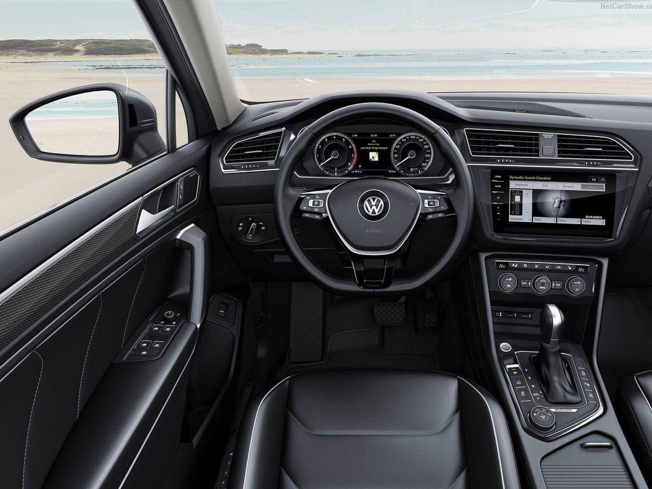 Volkswagen-Tiguan-Allspace-intérieur | Tiguan Allspace | Pinterest ...