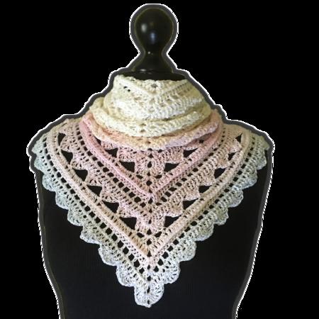 Halata Tuch Häkeln Shawl Crochet Und Crochet Clothes